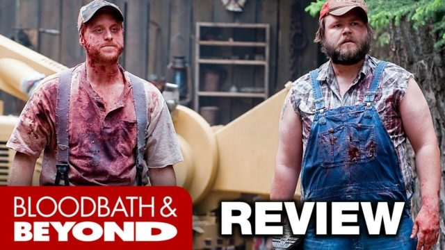 Tucker and Dale vs Evil (2010) – Movie Review