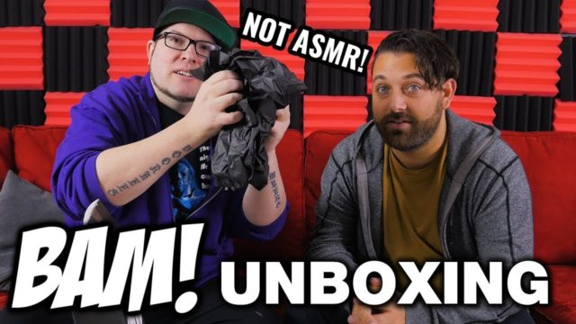 Bam Box Horror Unboxing November 2017 – Horror Subscription Box