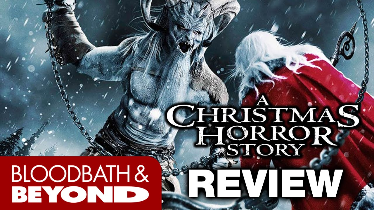 Christmas Horror Story.A Christmas Horror Story 2015 Horror Movie Review