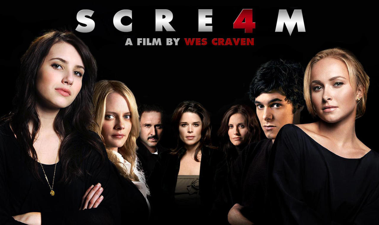 Scream 4 (2011) - Review | Bloodbath and Beyond